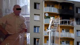 Tragédie v Bohumíně: Oběti otřesného požáru musí identifikovat speciální tým