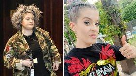Dcera Ozzyho Osbournea k nepoznání! Sexy Kelly je lehčí o neuvěřitelných 40 kilo