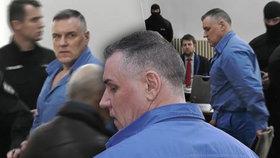 Boss slovenské mafie Černák se přiznal ke 14 vraždám! Soud mu ale trest nedal