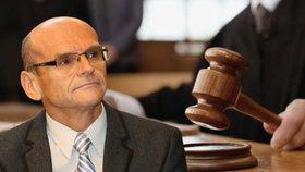 Domovní prohlídky i sledování. Obžalovaný soudce Elischer si stěžoval na postup policie, Ústavní soud to odmítl