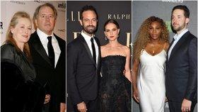 9 mužů, kteří stojí ve stínu svých úspěšných žen a jsou s tím naprosto v pohodě