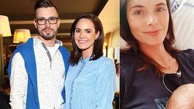 Zprávařka Renáta Czadernová odtajnila: Boj o život při porodu, pak teprve zásnuby!