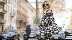 Tyto barvy ovládnou váš podzimní šatník! Dodají punc luxusu a elegance