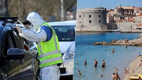 Dovolenkáři jako viníci druhé vlny v Evropě? Experti ukazují hlavně na Chorvatsko