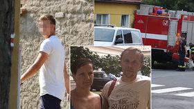 Policie 4. den kope v domě ztracené Jany Paurové: Synové Pavel a David na místě činu!
