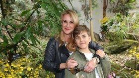 Vendula Pizingerová o synovi: Vnucovali mu hudbu, tak s tím sekl