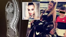 Maminka ochrnula po skoku do vody: Ulomená kostrč jí poškodila orgány i míchu!