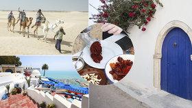 Země plná inspirace: Tunisko láká na moře, poušť i vůni koření!