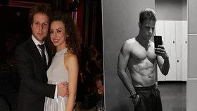 Jan Onder (35) se chlubí novým tělem! Láska s tanečnicí (20) ze StarDance dělá divy