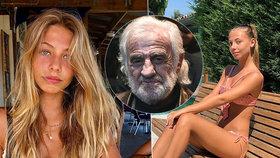 Tajemství stárnoucí legendy Belmonda (87): Má čarokrásnou dceru (17)!