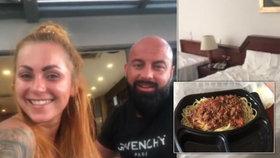 Chtěli k moři s all inclusive, trčí na hotelu s jídlem na příděl: Pavlína o řecké karanténě