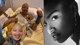Slavná modelka (24) má rakovinu: Odhalila to ve vysokém stupni těhotenství!