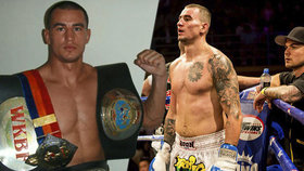 Český kickboxer Karel Šroubek pašoval drogy za 5,6 milionu: Novozélanďané ho pustí z vězení!