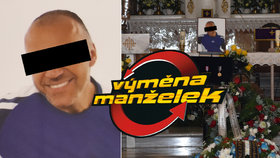 Smrt ve Výměně manželek: Policista Stanislav (†42) se během natáčení oběsil!