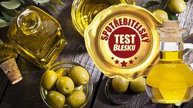 Testovali jsme extra panenské olivové oleje: Které značky se falšují? Naznačí něco cena?