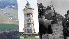 Před 100 lety přistálo ve Kbelích první civilní letadlo: Ta první uvezla jen dva pasažéry!