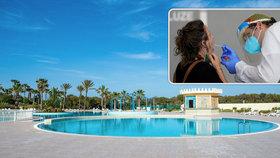 Tunisko a Egypt chtějí po turistech testy na covid. Jaké jsou výjimky z nařízení?