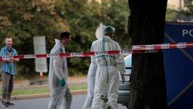 Ohořelé tělo našli u židovského hřbitova v Jičíně: Šokující závěr police!