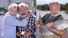 Rudolf Hrušínský (73) nechce čekat, až bude nad hrobem! Co dělá už 30 let?