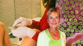 Krvavá jatka, přiznává Retková (64) o rakovině děložního čípku! Nová prevence bude zdarma!