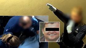 Jozef (†39) zemřel v belgické cele: Policejní brutalita! Strážnice hajlovala a předváděla Hitlerův knírek