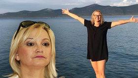 Anna Šišková v Chorvatsku utrpěla zranění: Za vše mohlo exotické ovoce!