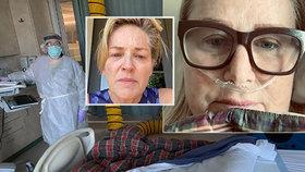Sharon Stoneová v slzách: Koronavirus ničí její rodinu! Bojuje s ním i těžce nemocná sestra