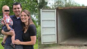 Záhadná smrt manželky pastora: Její rozkládající se tělo našli v autě uvnitř kontejneru