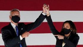 Koronavirus v týmu Trumpova soka Bidena: Kamala Harrisová ruší část kampaně