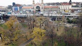 Dva nové pavilony a přechod přes magistrálu: Hlavní nádraží v Praze čeká zásadní proměna