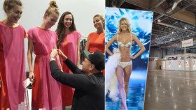 V Brně se objeví koronavirová móda! Modelky předvedou prádlo i župany pro sledování TV seriálů během karantény