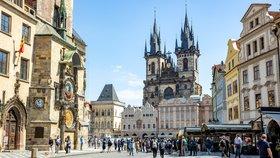 Miliardové ztráty kvůli koronaviru. Praha plánuje proměnu turismu, trasy mimo centrum i novou aplikaci