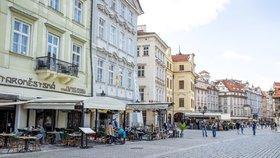 O dvě třetiny hostů méně, turistů z Česka přibylo. Takhle dopadla vládní nařízení na hotely v Praze