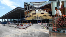 Malé eskalátory i špatné monitory: Berlínské letiště zdolalo 150 tisíc závad. Otevře v říjnu?
