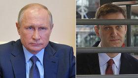 """""""Byl to Putin,"""" tvrdí o údajné otravě Navalného tým. Seznam jeho nepřátel je mnohem delší"""