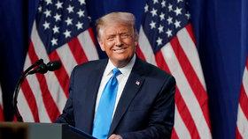 Trump získal nominaci k boji o Bílý dům. Před tím ale přišla rána od blízké ženy