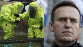 Mohl to být novičok. Otrava Navalného podle Němců připomíná jiný známý případ