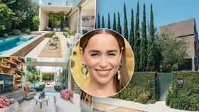 Sexy hvězda Hry o trůny prodává dům: Požaduje za něj částku, která bere dech!
