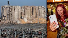 Návrhářka Blanka Matragi o pomoci v Bejrútu: Jsem připravena šít roušky!