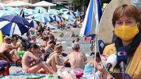 Důrazné varování pro Čechy v Chorvatsku. Nakonec ale přišla dobrá zpráva