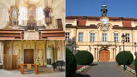 Nocovali tu primátoři i jediná císařovna: Libeňský zámek slaví 250 let od přestavby Marií Terezií
