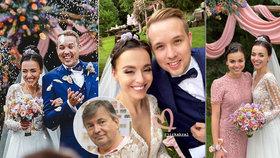 Youtuber Jirka Král si uměl vybrat nevěstu! Tchán má domy a byty po celé Praze