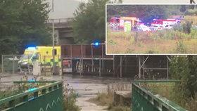 Tragédie na Karlovarsku: Dívka (†12) uhořela ve skateparku kamarádům před očima!