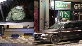 Na Žižkově srazilo auto muže. Strčil ho před něj mladík (19)?! Policie už našla důležitého svědka