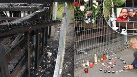 Hrdina z Ostrova, kde při požáru zemřela školačka (†12): Z ohně vytáhl pět kamarádů