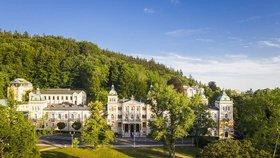 Ideální místo pro wellness dovolenou i prodloužený víkend! Mariánské Lázně patří mezi nejromantičtější místa Evropy