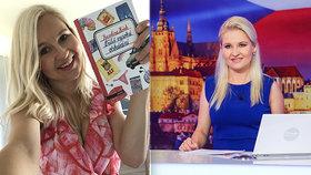 Blond kráska z Primy vytáhla svůj šílený deník: Hrabošení na skládce, cigaretová dieta a trapas s partou mediků!