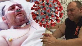 """""""Nemůžu si ani utřít zadek,"""" říká po půl roce pražský taxikář (53), nejznámější nakažený koronavirem"""