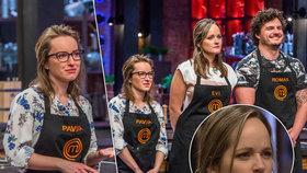 Další zvrat v kuchařské show MasterChef: Místo »ufňukané« Pavlíny se rozloučila Eva!