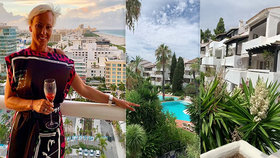 Belohorcová po útěku z USA ukázala nové bydlení: To se nedá srovnávat!